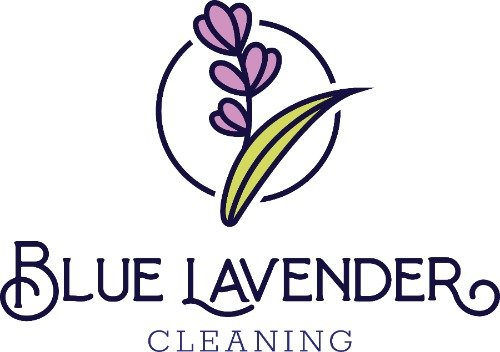 Blue Lavender Cleaning